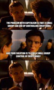 socialism meets inception